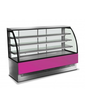 Sheffcat EVOLUX 180-SS Stainless Steel Patisserie Counter