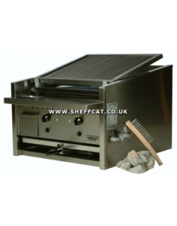 Charcoal Grill 2 Burners
